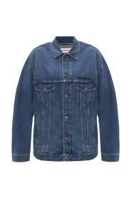 Oversize jeansjacka
