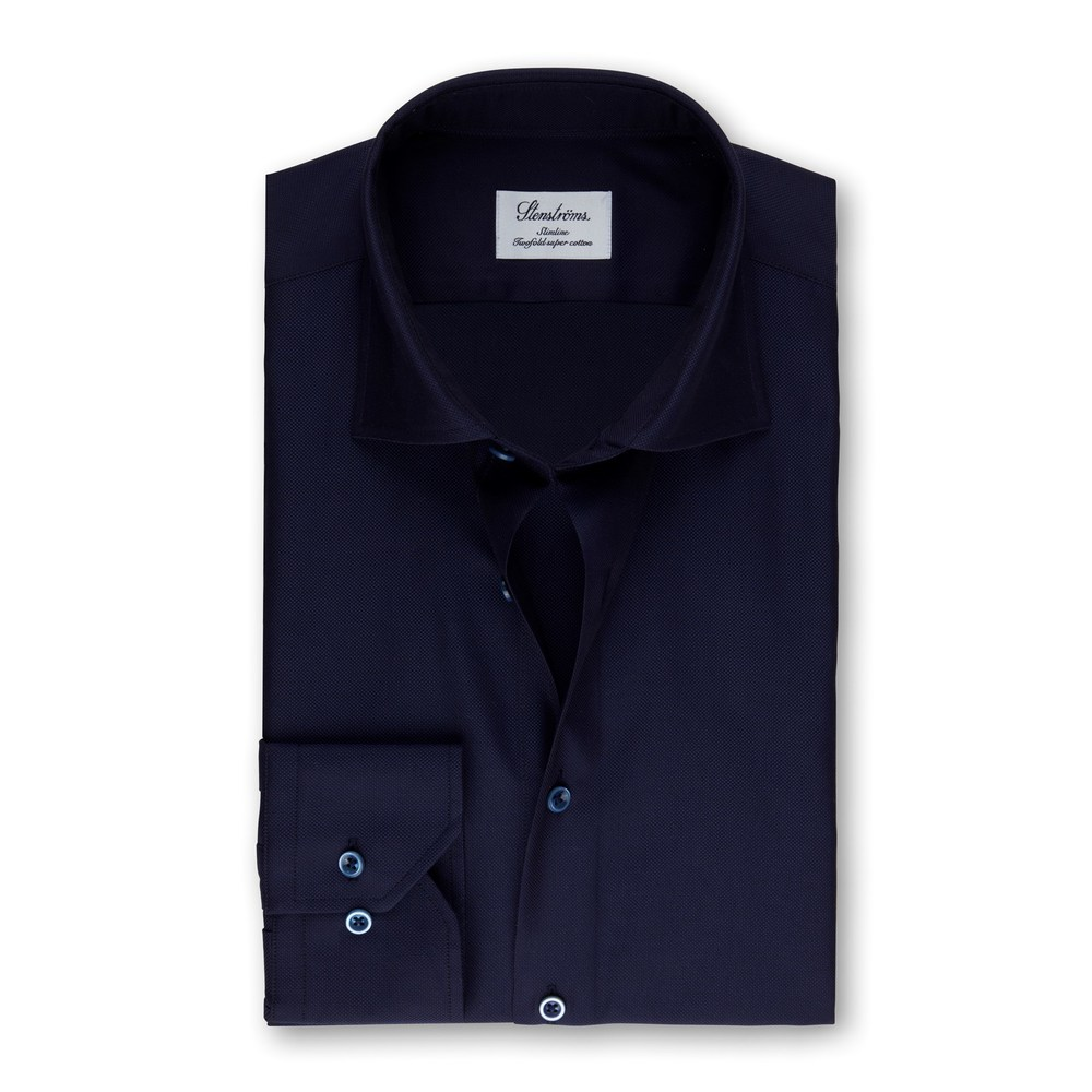 Textured Slimline Shirt