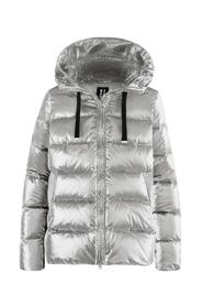 WOMEN'S DOWN JACKET WITH FEATHER