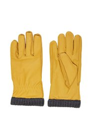 Gloves Fleece lined leather