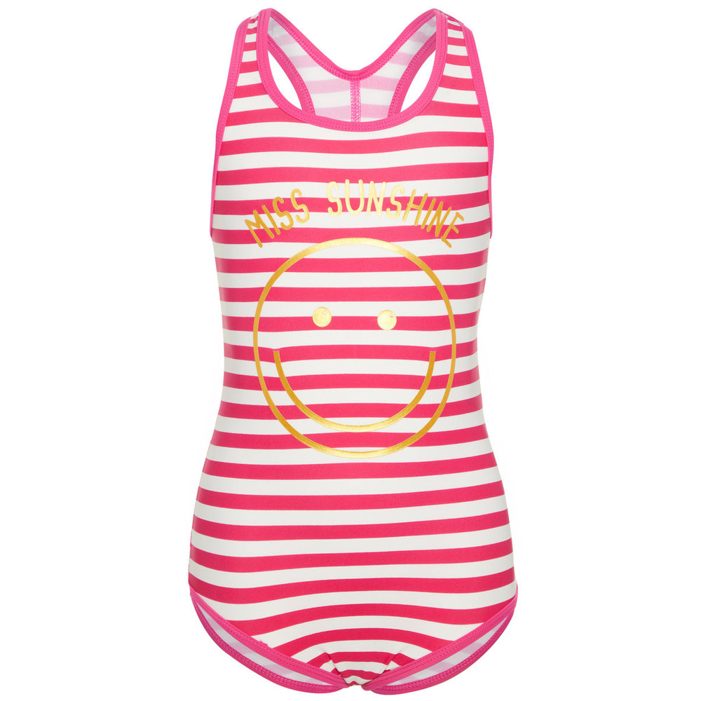 Swimsuit striped