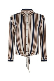 SP20.14039 Shirt knot stripes print