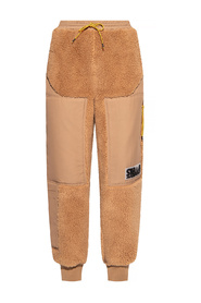 Furry trousers