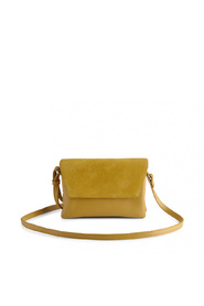 Rayna Crossbody Veske Suede Mix