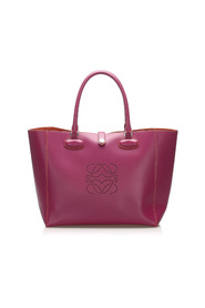 Amazona Leather Tote Bag
