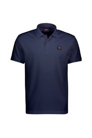 polo with iconic logo