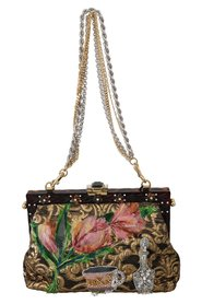 Fairy Tale Floral Purse