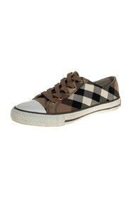 Pre-owned Novacheck Canvas Lace Up Sneakers