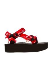 sandales Trekky Plateforme