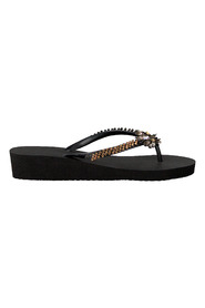 Teenslippers Gold Fly