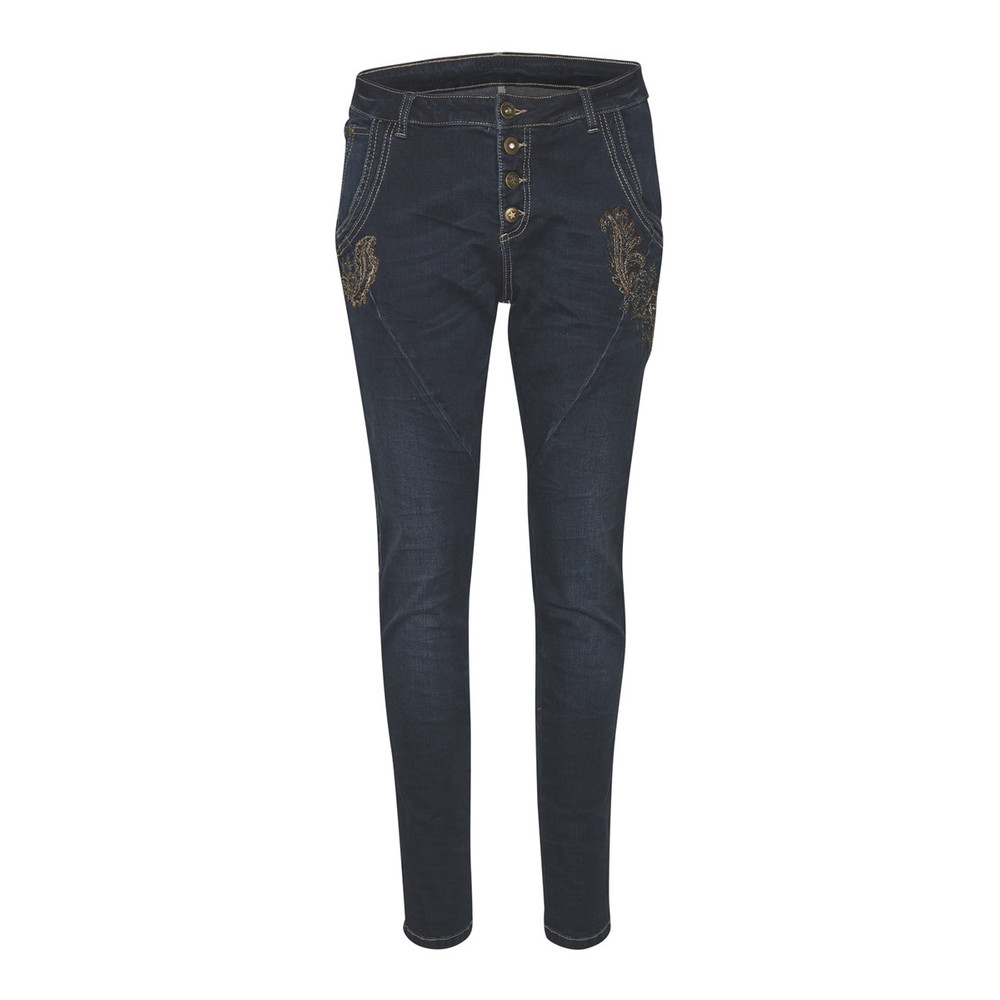 CREAM CINA JEANS-BAILEY