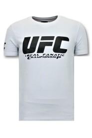 T-shirt UFC Championship