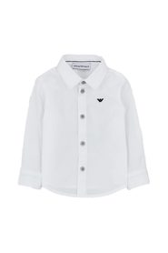 Stretch shirt with eagle