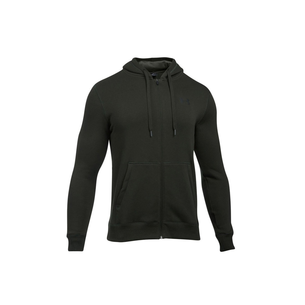 UA Rival Fitted Full Zip 1302290-357
