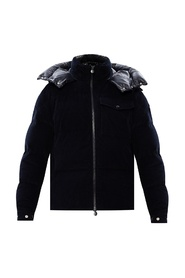 'Vignemale' quilted down jacket with hood
