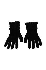 Knitted Mid Arm Length Cotton Gloves
