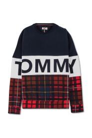 Tartan Sweatshirt