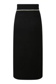 Knit Midi Skirt