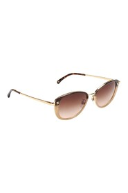 Pre-owned CC Round Tinted Sunglasses Plastic Others