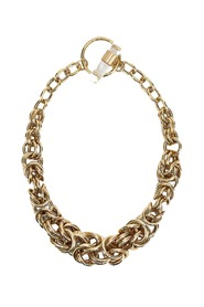 Giudy Chain Necklace with Resin Detail