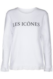 Iconic logo sweater
