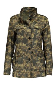 Giacca Field Jacket camouflage