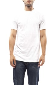 Alan Red T-Shirt Derby White ( two pack )