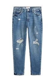 Jeans med relaxed fit