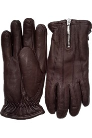 Horse Varma Horticultural Gloves Primaloft Dark Brown