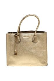 Leather Large Mercer Tote