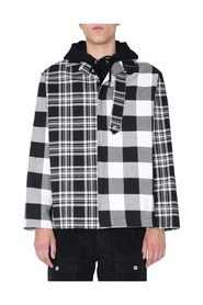 PATCHWORK CHECK JACKET