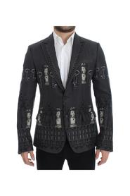 Knight two button blazer