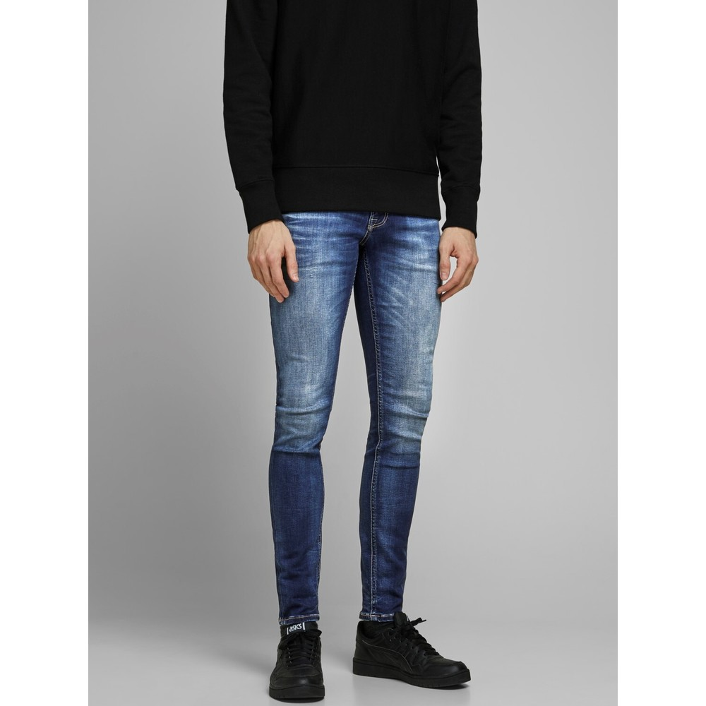 Jack & Jones Blue Denim Jeans Jack & Jones