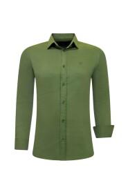 Exclusieve Blanco Overhemden  - Slim Fit - 3083