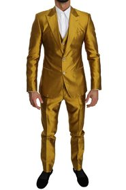 Silk Slim Fit 3 Piece SICILIA Suit