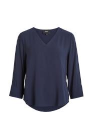 Blouse 3/4 sleeved