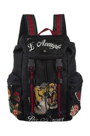 LAveugle Par Amour Nylon Backpack