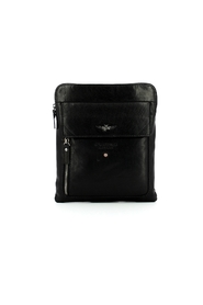 Thin leather bag