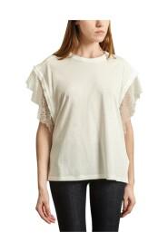 Dunes t-Skjorte med blonde