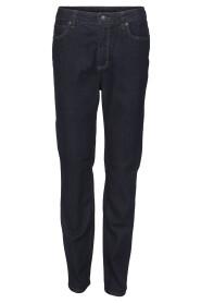 Mingel Heidi Short Jeans Mörkblå