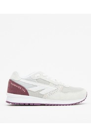 HTS Badwater 146 ABC Suede Cool Grey Rose purple