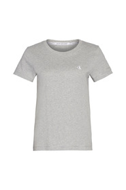 Embroidery Slim T-Shirt
