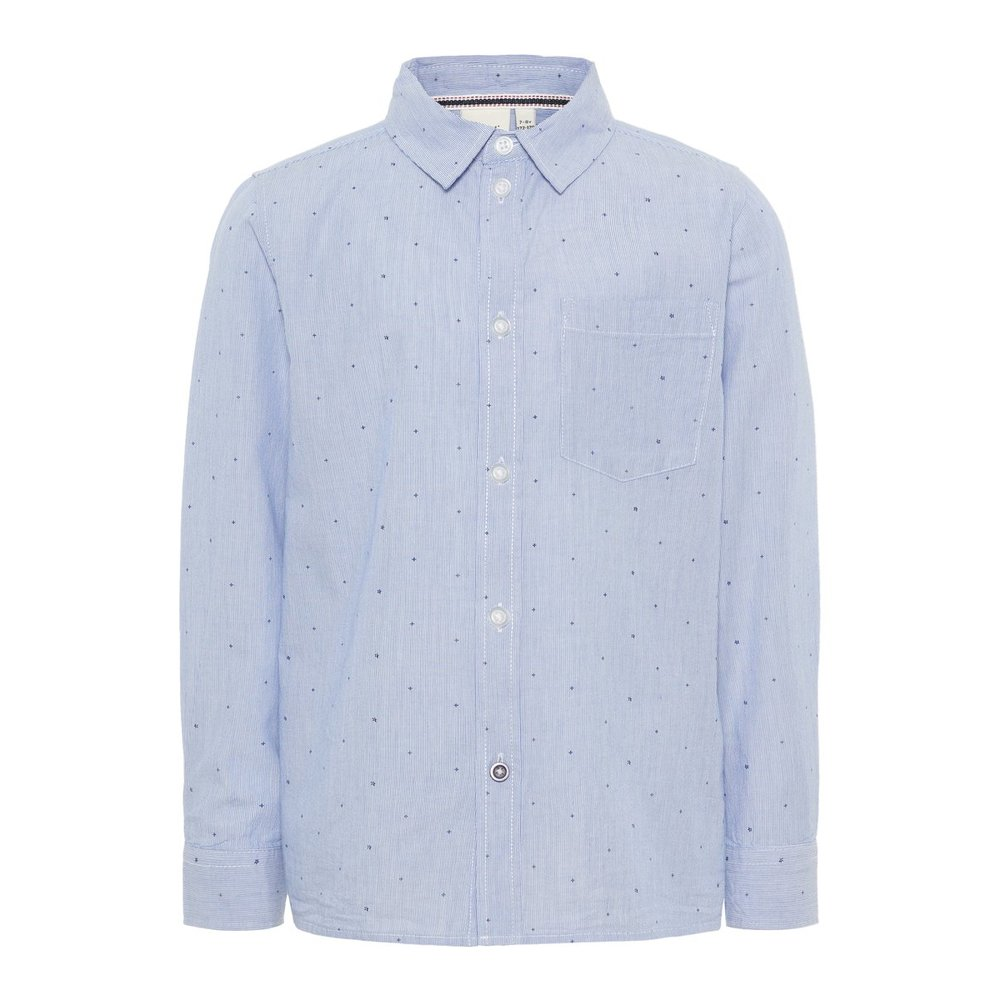 Shirt dotted cotton