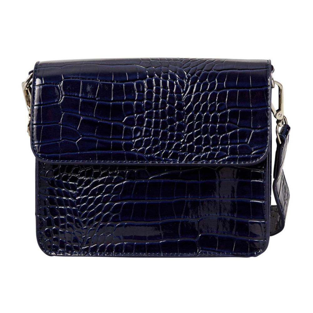 Cayman Shiny Crossbody Bag