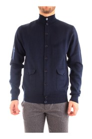 CORNELIANI 00M413-0025600 JERSEY Men BLUE