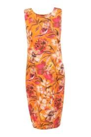 Evony Printed Dress