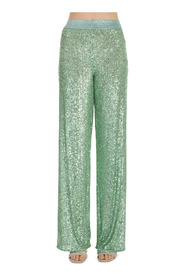 PAILLETTES PALACE TROUSERS