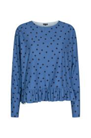 Top Frill T-shirt LS