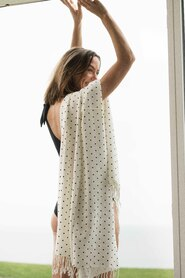 dotted mind towel organic