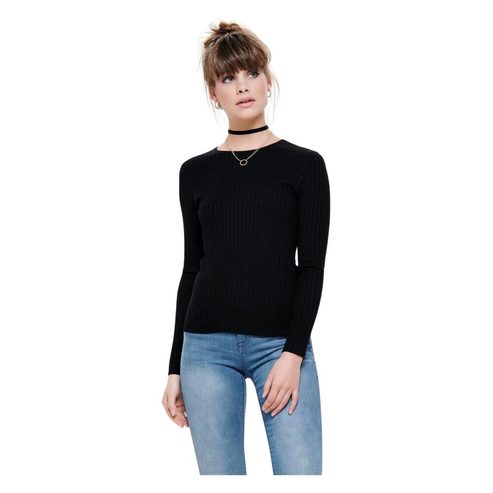 ONLY Hoodies & Sweat   Only, Sweatshirt Schwarz, Größe: XL